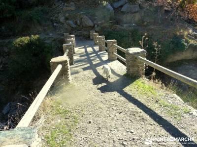 Alpujarras Granadinas [Puente de Reyes] club senderista murcia navarra senderismo rutas a caballo en